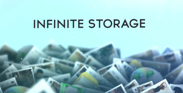 No longer worry about email storage capacity