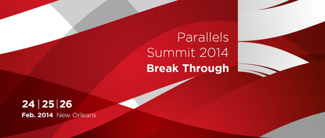 Parallels Summit '14 - New Orleans